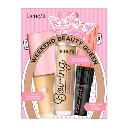 Benefit Sets Weekend Beauty Queen